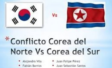 Corea del Norte en pie de guerra con su vecino Corea del Sur