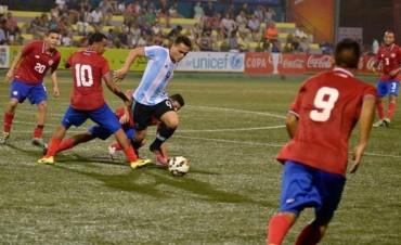 El Sub 20 perdió en la final del torneo L'Alcúdia frente a España