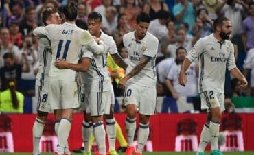 Sin CR7, Real Madrid venció con lo justo al Celta de Berizzo