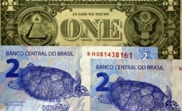 Brasil extiende su recesión el PBI cayó un 3,8%