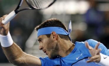 Del Potro y Pella, eliminados del ATP de Washington