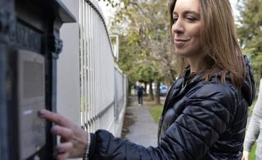 Cambiemos realiza su último timbreo nacional de cara a las PASO
