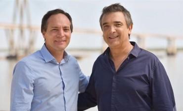 Camau Espínola y Nito Artaza confirmaron fórmula para intentar ganar la gobernación de Corrientes