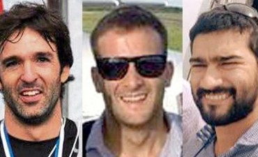 Quiénes viajaban en el avión que fue hallado hoy tras varios días de intensa búsqueda
