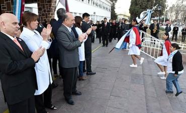 Festejaron los 57° años de la creación del hospital San Bernardo