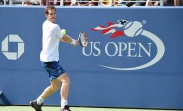 Andy Murray se bajó del US Open por una lesión en la cadera izquierda