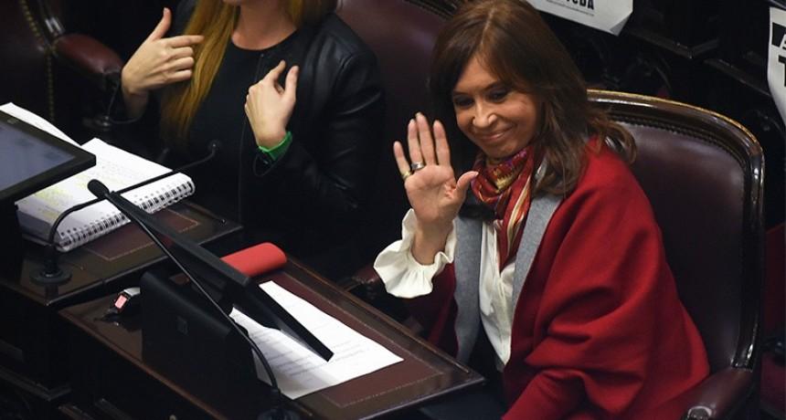 Por falta de quórum no se trató los allanamientos de los domicilios de Cristina Kirchner