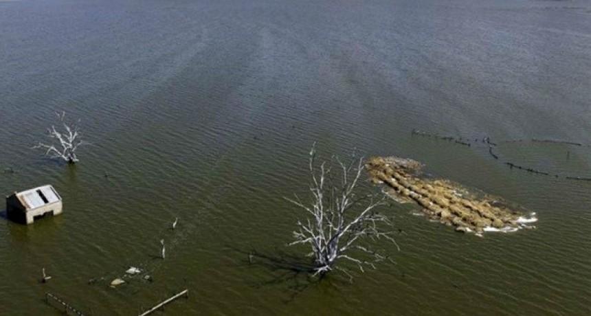La laguna La Picasa podría tener solución con una hidrovía