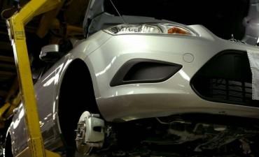 La producción automotriz subió por cuarto mes impulsada por ventas al exterior