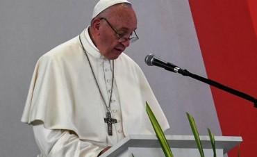 Mensaje del papa Francisco ante los abusos a menores por parte de la Iglesia católica