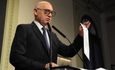 AMIA: una carta reservada enviada a Interpol complica al excanciller Timerman