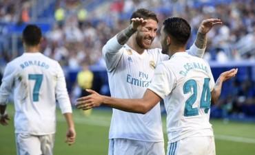 Real Madrid volvió al triunfo con sufrimiento ante Alavés