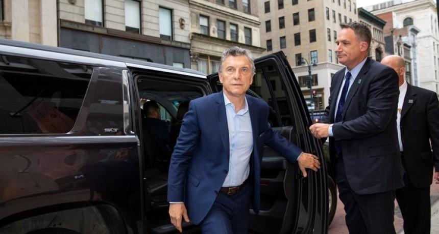 Mauricio Macri:Expondrá ante la ONU