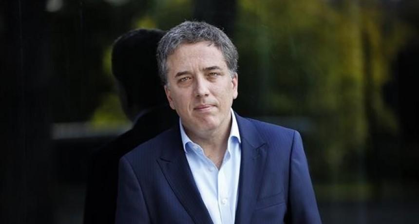 Dujovne dijo que pronto se anunciará el acuerdo con el FMI