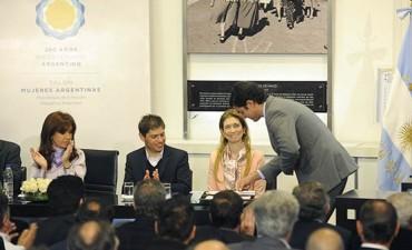 Salta firmó ayer la prórroga de deuda con Nación