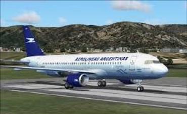 Publicidad engañosa: $300 mil de multa a Aerolíneas Argentinas
