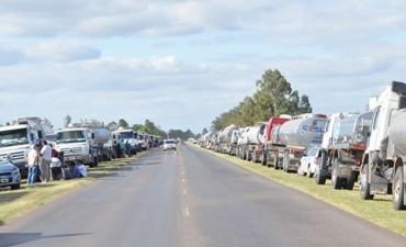 La industria obliga a suspender recolección de leche en tambos