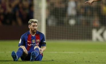 Messi jugaría el sábado para llegar en forma al choque con el City, por la Champions