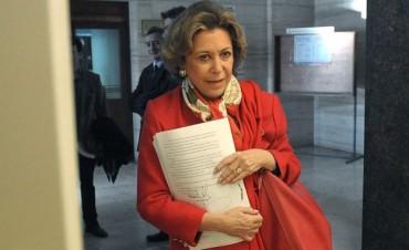 María Julia Alsogaray quedó en libertad