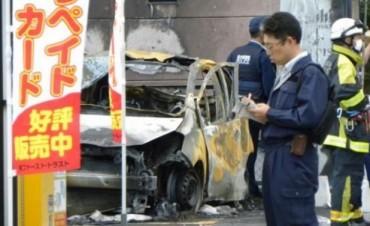 Una explosión en Japón dejó un muerto y tres heridos