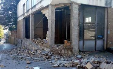El centro de Italia volvió a temblar por un terremoto de 6,5 grados