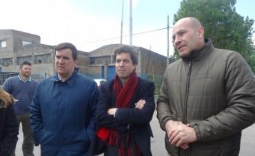 Quilmes: Construirá un canal aliviador para evitar inundaciones