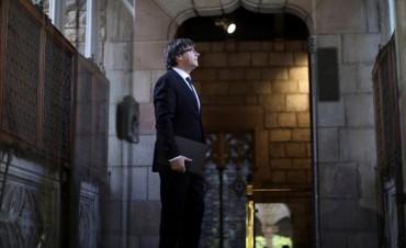 Declaración de independencia en Cataluña ahora
