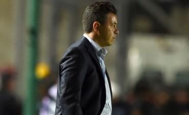 Gallardo sin definiciòn del plantel para enfrentar a Lanús