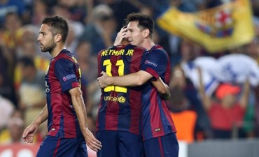 Adidas ofrece u$s 75 millones para arrebatarle el Barça a Nike