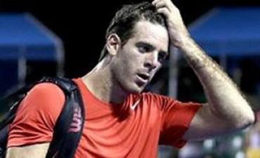 Del Potro cayó del  Top 100 del ranking mundial de tenis