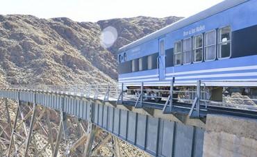 El Tren a las Nubes retomará el servicio habitual la próxima semana