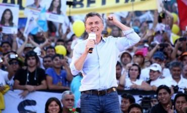 Macri llamó a la unidad nacional