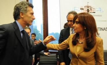 Cristina llamó a Macri y acordaron reunirse en Olivos