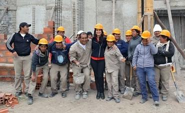 Inauguran la Casona de barrio La Paz