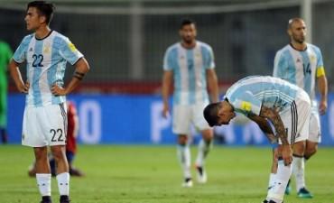 Por un fallo de FIFA, Argentina está afuera del repechaje