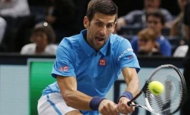 Master 1000 de París:Djokovic le ganó Dimitrov