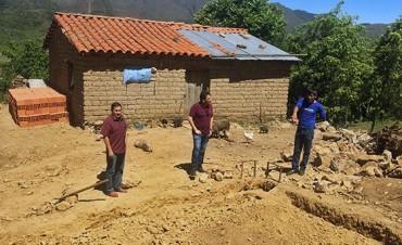 Los Toldos:El IPV construirá casas en esa localidad