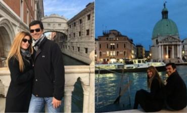 Juan Manuel Urtubey en Venecia