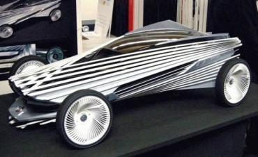 Conocé el Volkswagen Optism, la espectacular tesis de un estudiante de Diseño