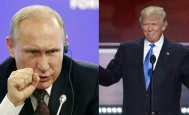 Putin espera resolver junto a Trump los problemas del mundo mientras la UE recela