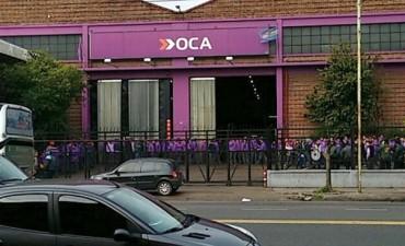 Moyano tomó el control de OCA