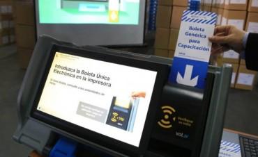 El Gobierno confía en implementar la boleta electrónica en 2017