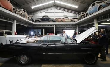 El Cadillac Presidencial: la historia del auto que sedujo desde Perón hasta Macri