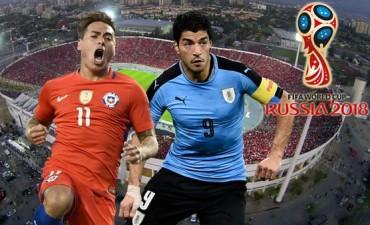 Chile enfrentará a Uruguay en un duelo de alta tensión en Santiago
