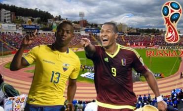 Ecuador 0-0 Venezuela en el Atahualpa de Quito