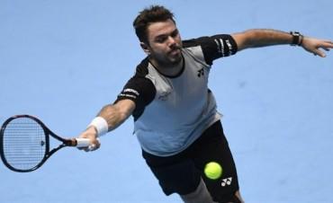 Masters de Londres:  Novak Djokovic contra David Goffin