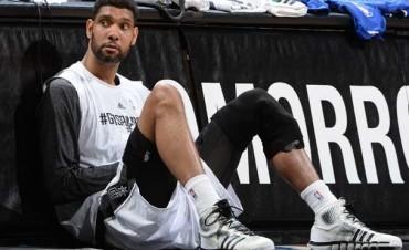 Los Spurs retirarán la camiseta N° 21 de Tim Duncan