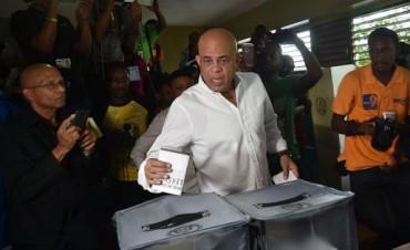 Haití elige un nuevo presidente que enfrentará grave crisis