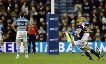 Los Pumas cayeron ante Escocia y complican su futuro para el mundial