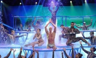 Aquadance: abrió Flavio Mendoza y Fede Bal fue el chico 10